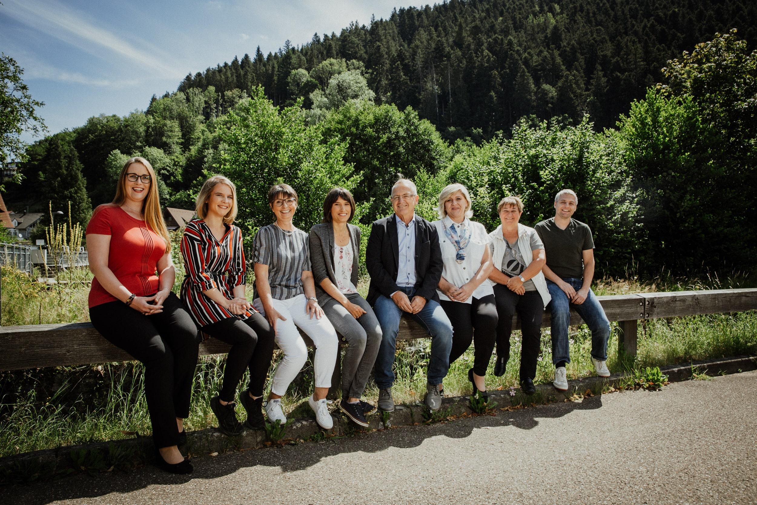 Kanzlei Team - Steuerberater Thau im Schwarzwald